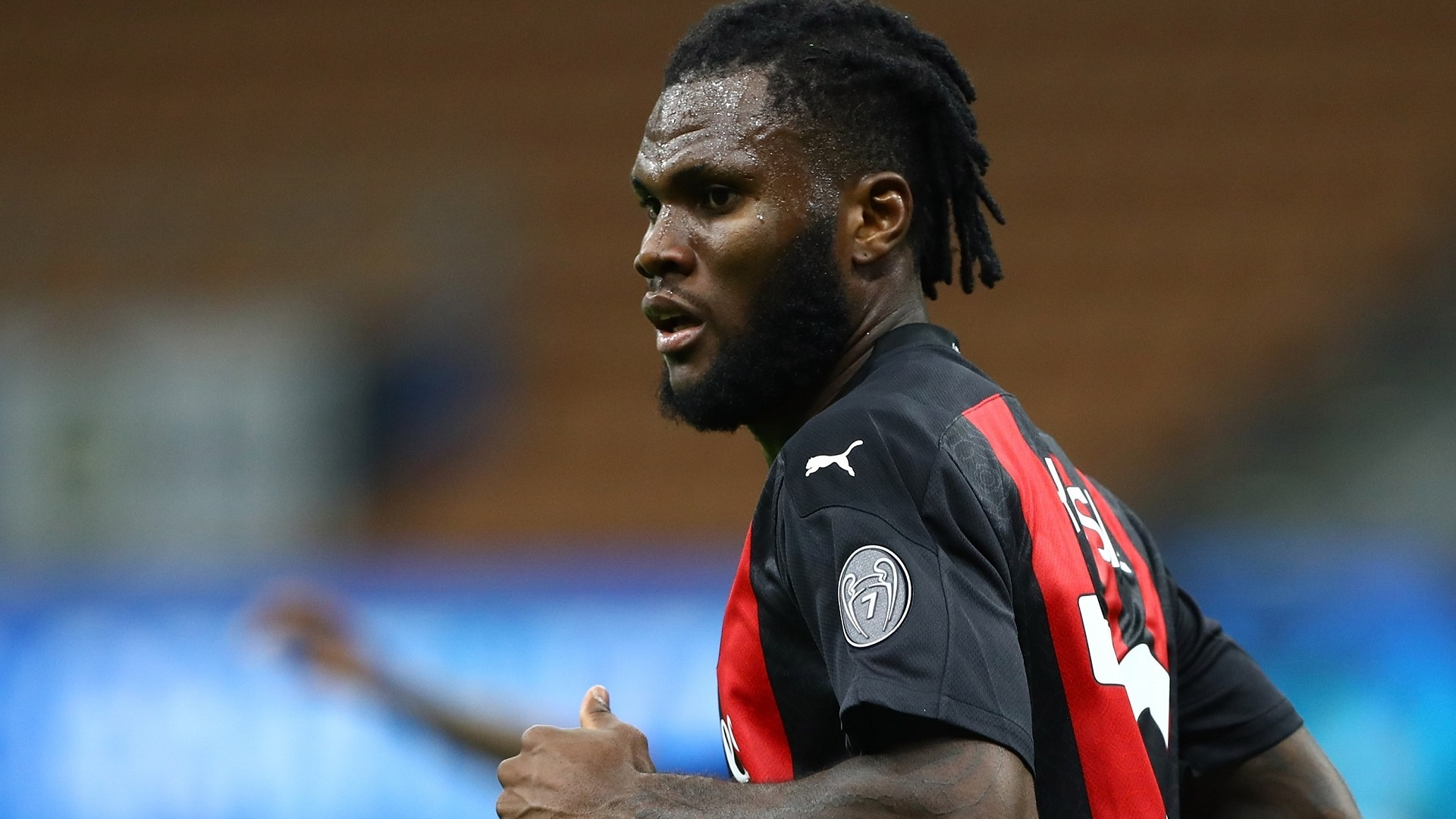 Kessie insists that Pioli has created a family at Milan with the help of Ibrahimovic. - Bóng Đá