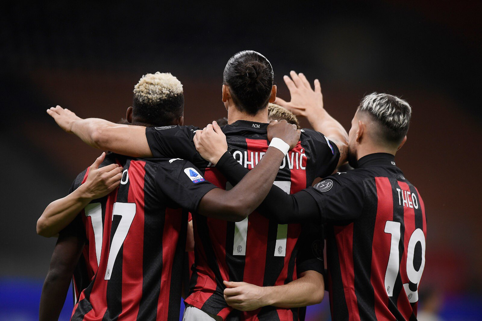 Ibra's brace propels Milan - the Swede among the least satisfied after Roma draw. - Bóng Đá