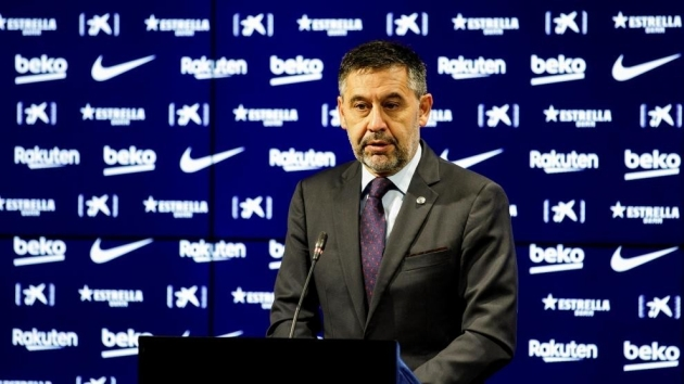 Bartomeu: The board and I are happy with the decision to resign - Bóng Đá