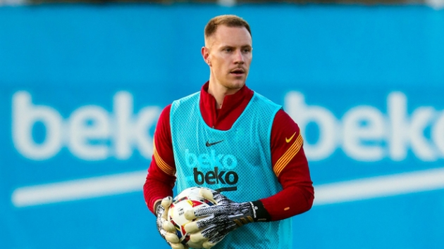 Ter Stegen returns to group training - Bóng Đá
