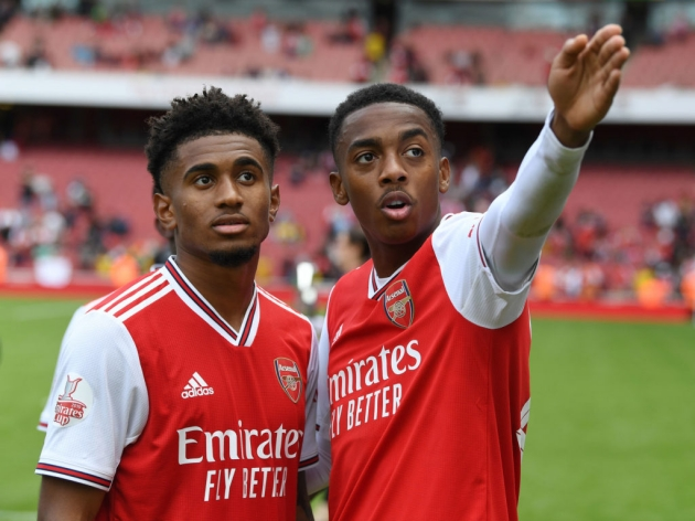 'BETTER THAN SANCHO IN TWO YEARS': SOME ARSENAL FANS GUSH OVER ACADEMY STAR'S PERFORMANCE - Bóng Đá