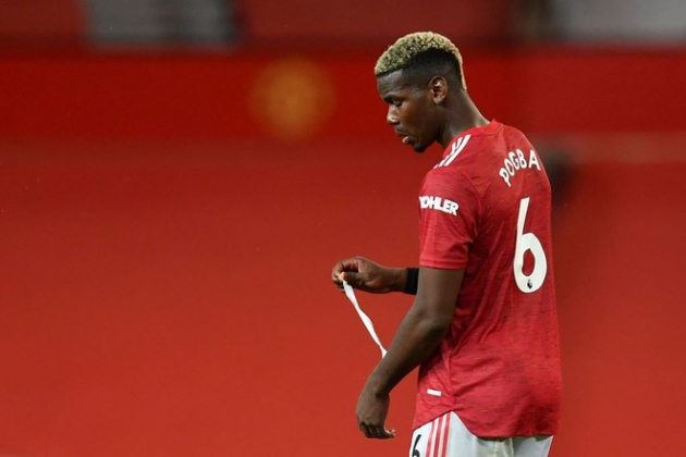 Pogba, hãy rời Man Utd như Cristiano Ronaldo - Bóng Đá