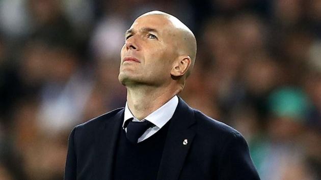 4. Real Madrid: Dù đã giúp Real Madrid giành chức vô địch La Liga 2019/20 nhưng như thế là không đủ để Zidane nhận được sự tín nhiệm cao nhất.