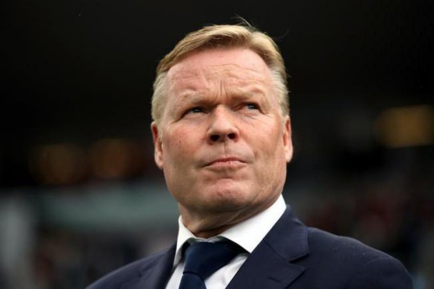 3. Barcelona: Ronald Koeman chỉ mới tiếp quản Barcelona từ hè 2020, tuy nhiên mọi kỳ vọng đặt lên vai nhà cầm quân người Hà Lan này là rất lớn.
