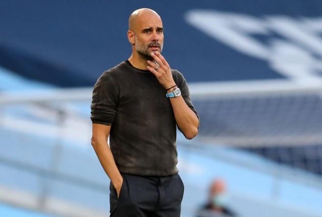 2. Manchester City: Pep Guardiola chỉ còn 1 năm hợp đồng với The Citizens và hiện tại, cả nhà cầm quân người Tây Ban Nha lẫn Man City chưa có bất kỳ động thái gia hạn nào.
