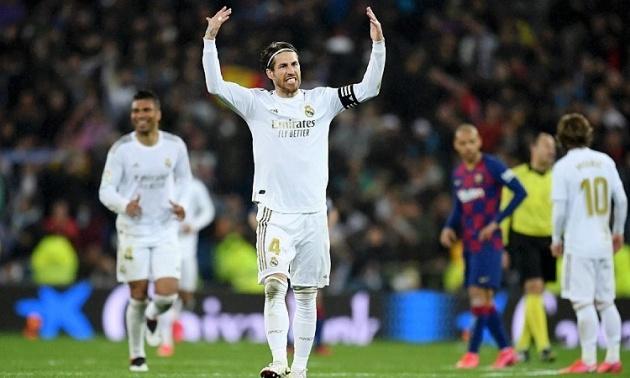 Vì 3 lý do, Sergio Ramos sẽ giải nghệ trong màu áo Real Madrid - Bóng Đá