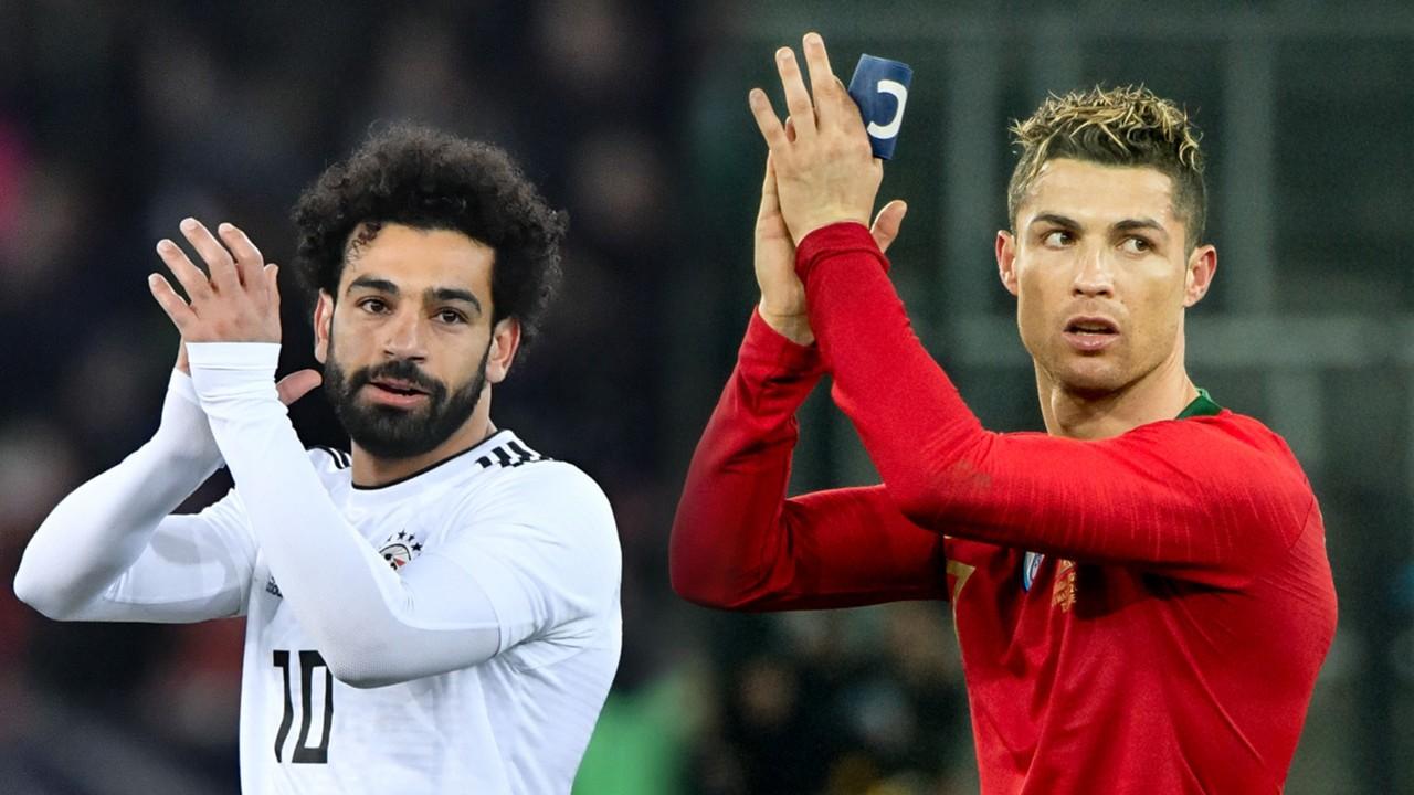 Salah 'tuyên chiến' với kỷ lục của Ronaldo - Bóng Đá
