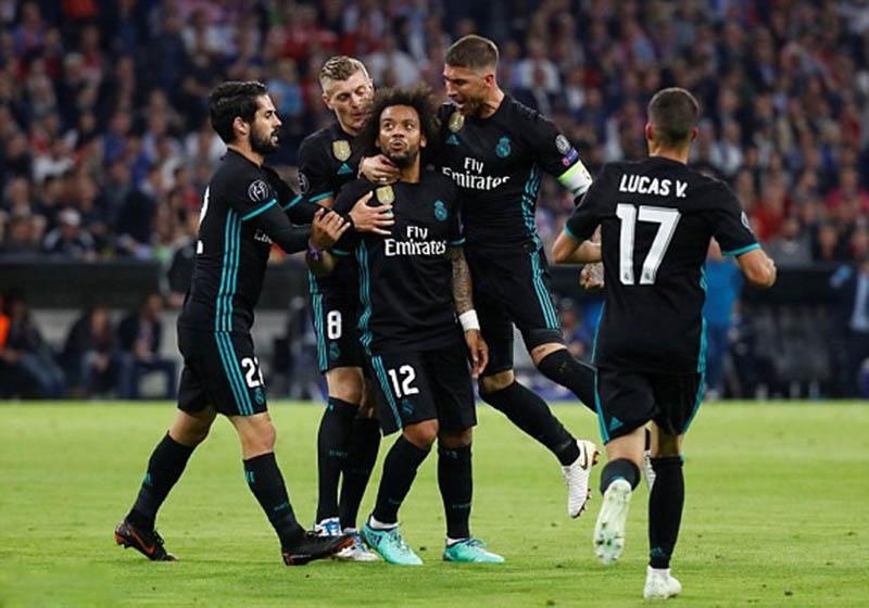 Bayern thua Real vì không thắng nổi số phận và chính mình - Bóng Đá