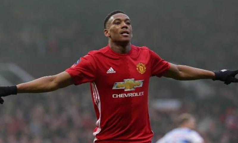 Man United đã đạt được thỏa thuận chuyển nhượng Anthony Martial với đội bóng này - Bóng Đá