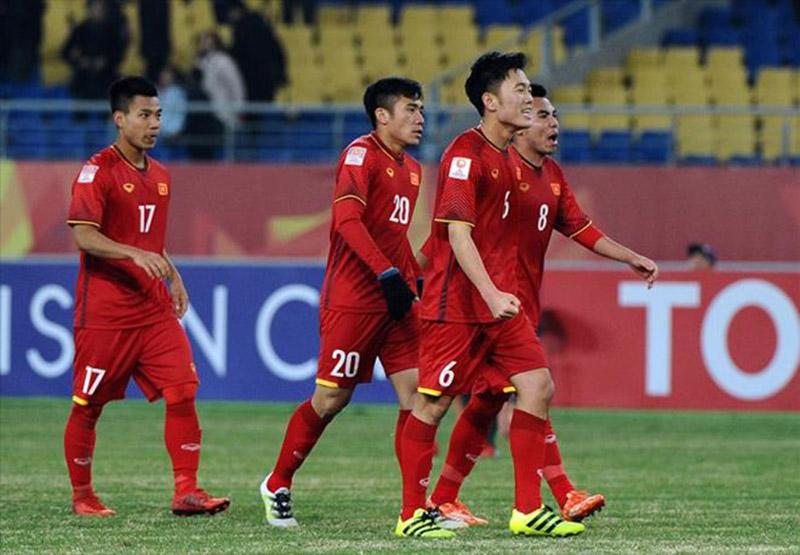 ĐT Việt Nam đá giao hữu với Qatar trước thềm VCK Asian Cup 2019 - Bóng Đá