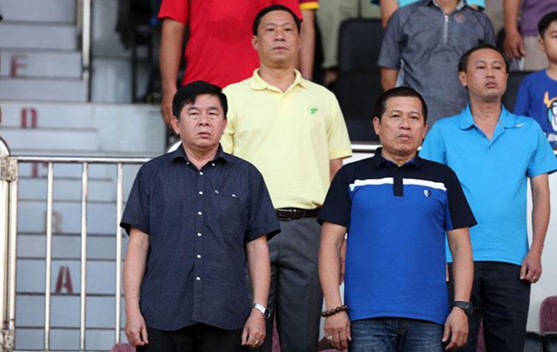 Bê bối trọng tài và sự tồn vong của V-League - Bóng Đá