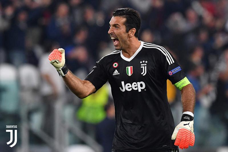 Thủ môn Buffon sẵn sàng chia tay Juventus ở tuổi 40 - Bóng Đá