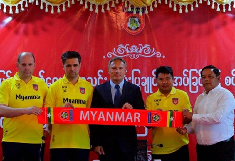ĐT Myanmar bổ nhiệm HLV người Đức chuẩn bị cho AFF Cup 2018 - Bóng Đá