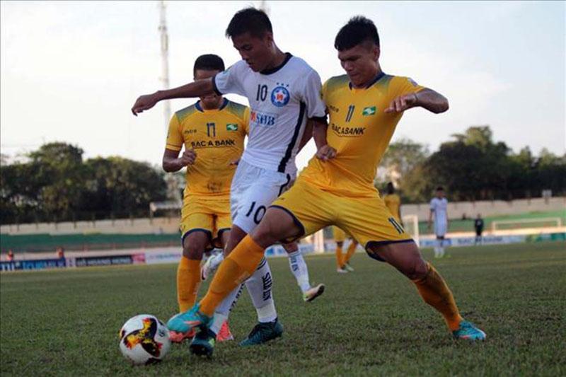 SLNA lên tiếng về phong độ trái ngược ở V.League và Cúp quốc gia - Bóng Đá