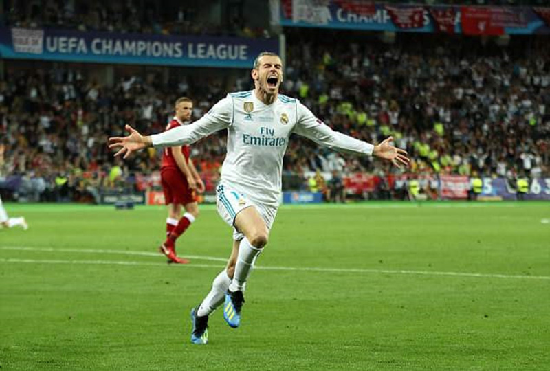 Đồng nghiệp 'cạn lời' khi chứng kiến siêu phẩm của Bale - Bóng Đá