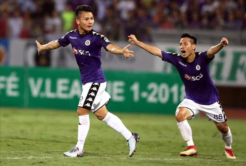 Hà Nội FC hưởng lợi từ sự hồi sinh của Quang Hải - Bóng Đá