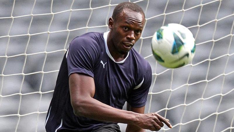 Usain Bolt đặt cửa Messi và đồng đội vô địch World Cup - Bóng Đá