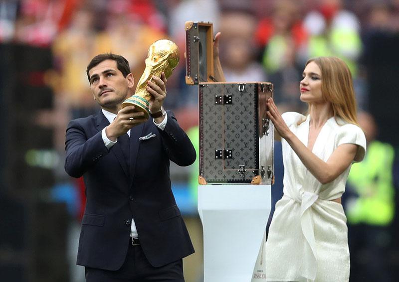 Nhan sắc Nga nổi bật tại lễ khai mạc World Cup 2018 - Bóng Đá