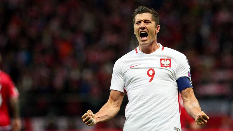 Robert Lewandowski: Một trung phong cổ điển hiếm hoi ở World Cup 2018 - Bóng Đá