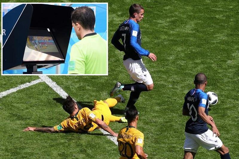 VAR - kẻ thù và người giữ cán cân công lý cho World Cup - Bóng Đá