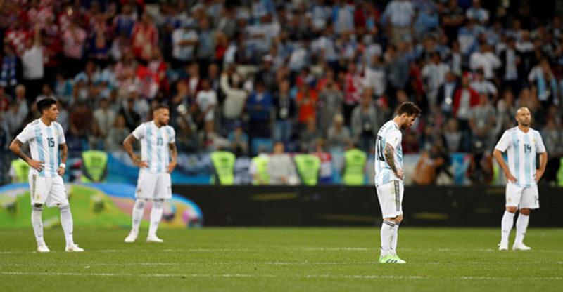 Đừng khóc cho Argentina, vì Croatia quá tuyệt! - Bóng Đá