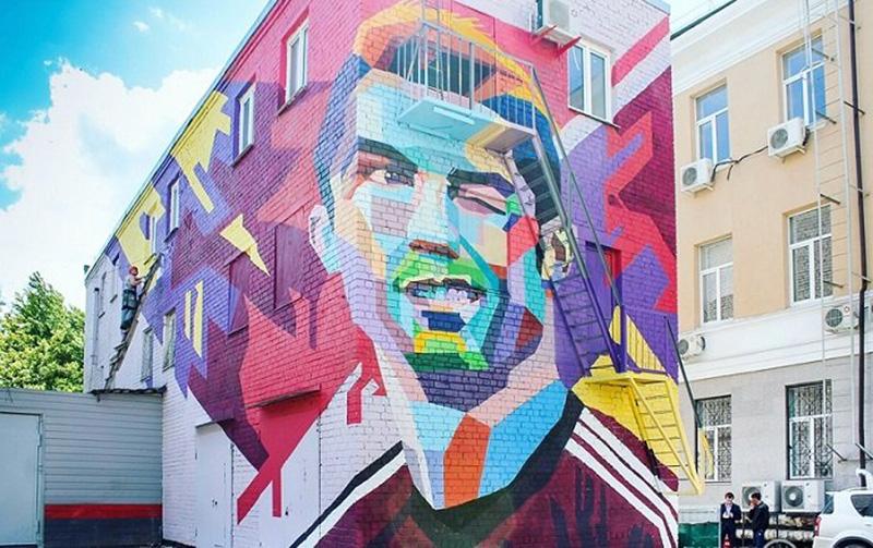Messi gặp Ronaldo