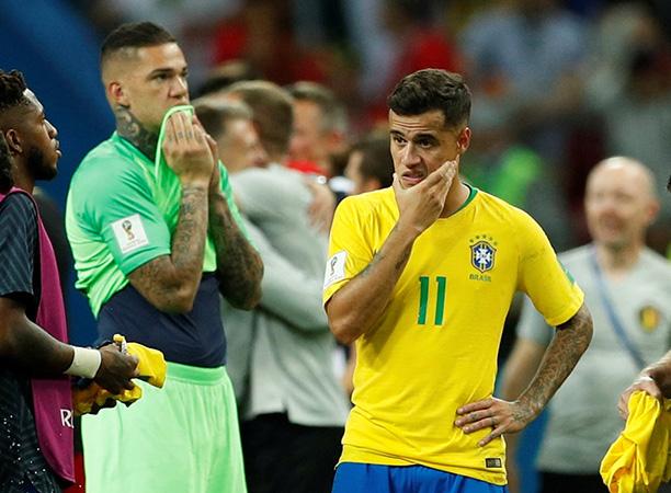 Sự hèn nhát và bảo thủ phá giấc mơ của Brazil như thế nào? - Bóng Đá