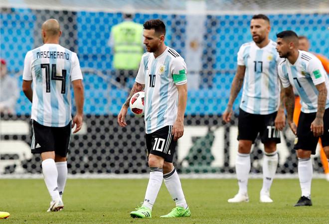 World Cup không còn đất cho bóng đá đẹp? - Bóng Đá
