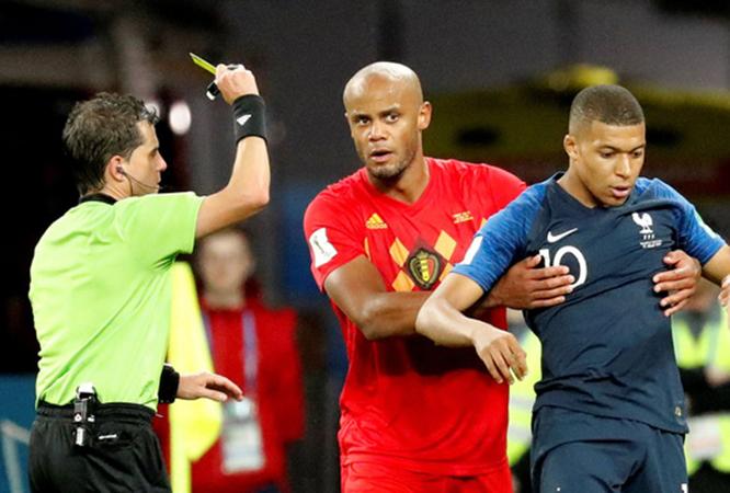 Đội Pháp lắm mưu! - Bóng Đá