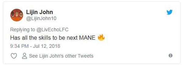 Fan kêu gọi Liverpool chiêu mộ