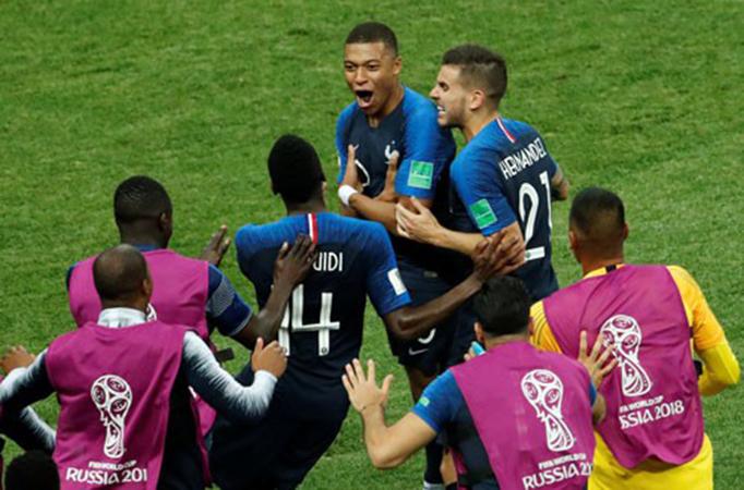 Pháp vô địch, đáng khen Croatia - Bóng Đá