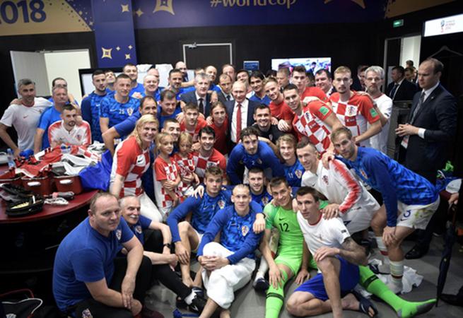 Croatia và phẩm cách của người thua cuộc - Bóng Đá