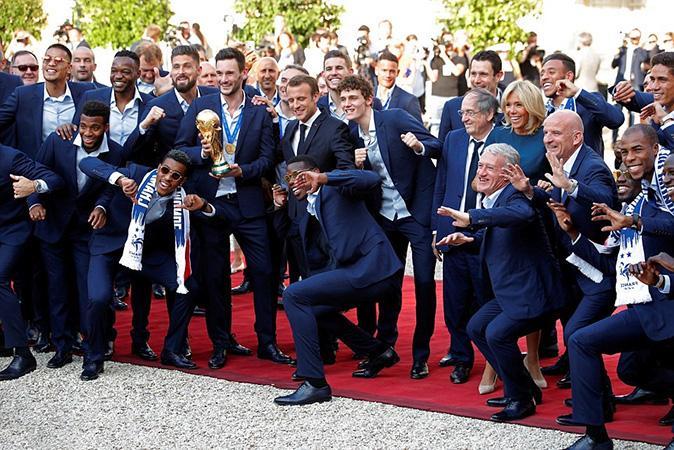 'Thế hệ Mbappe' sẽ giúp Pháp thống trị World Cup? - Bóng Đá