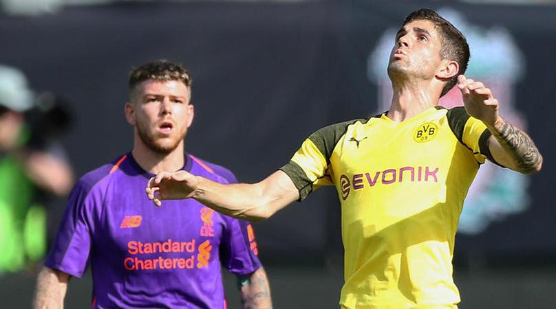 Klopp chỉ ra nguyên nhân Liverpool bại trận trước Dortmund - Bóng Đá