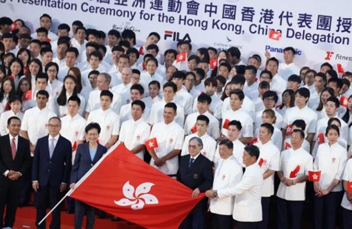 Bản quyền ASIAD tại Hong Kong chỉ có giá 2 triệu USD - Bóng Đá