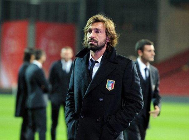 Phản ứng của Pirlo trước lời mời trở thành HLV tuyển Italia - Bóng Đá