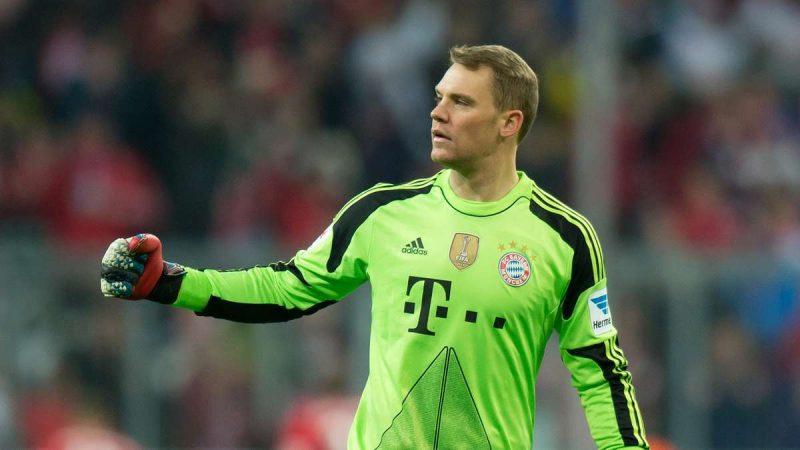 Neuer chỉ ra 5 đội bóng có thể lật đổ Bayern trước thềm mùa giải - Bóng Đá