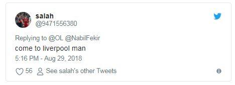 Không được qua Liverpool, Nabil Fekir buồn như