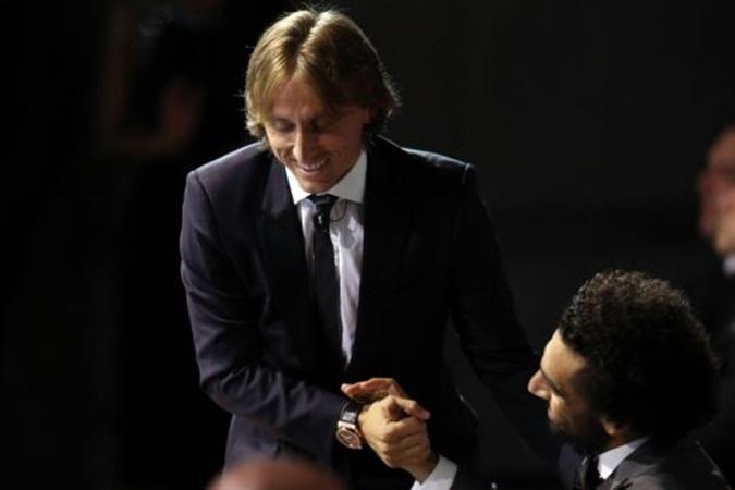 Mất danh hiệu vào tay Modric, Salah nói lời bất ngờ - Bóng Đá