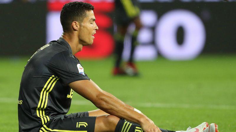 Ronaldo không cần ghi bàn vì đã có người khác