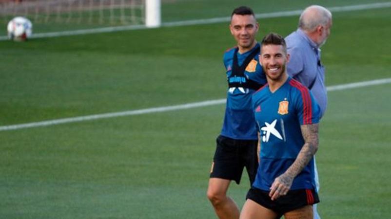 Harry Kane nói điều BẤT NGỜ về pha bóng Ramos
