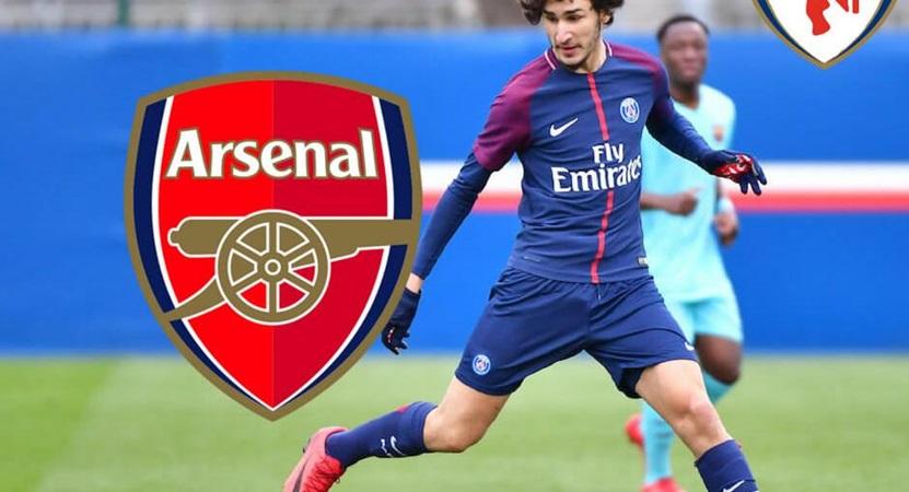 Tờ L'Equipe xác nhận Arsenal đã tiến đến rất gần việc chiêu mộ Yacine Adli.