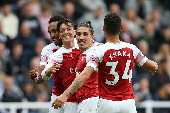 3 lý do giúp Arsenal đả bại Newcastle: Đẳng cấp ngôi sao - Bóng Đá