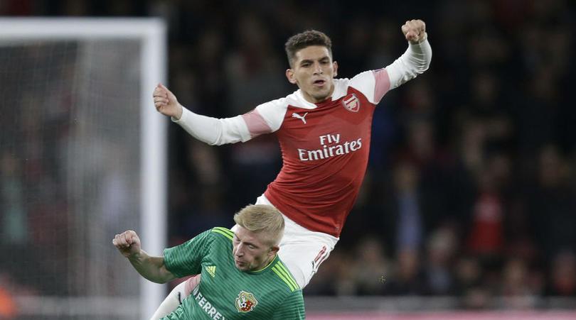 Cuối cùng, Arsenal đã tìm thấy một