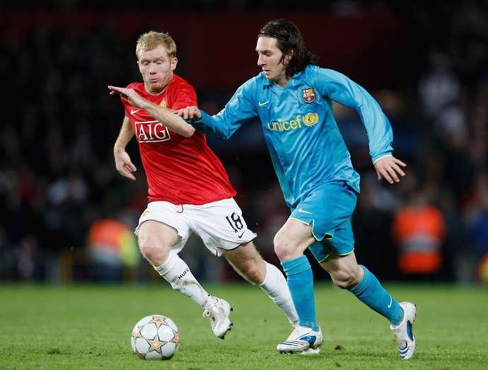 Huyền thoại Man Utd chỉ ra cầu thủ xuất sắc nhất mình từng đối mặt - Không Ronaldo, không Messi - Bóng Đá
