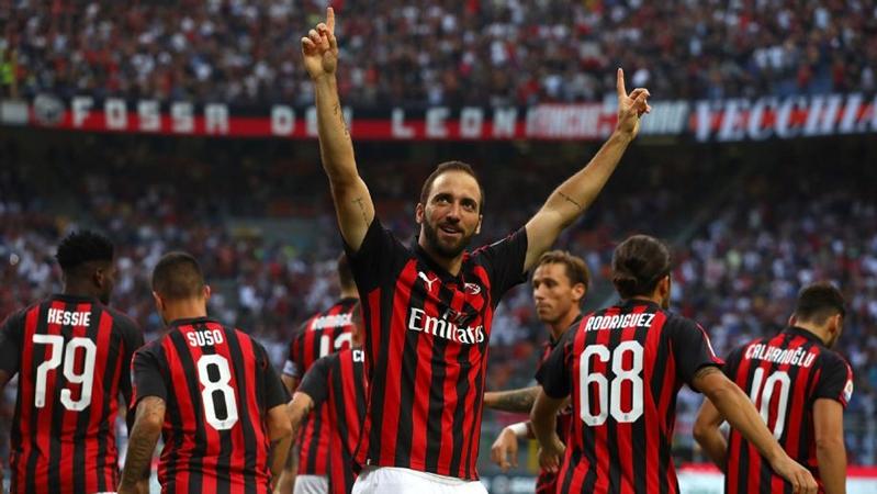 Gục ngã phút chót, AC Milan đánh rơi 3 điểm đầy tiếc nuối - Bóng Đá