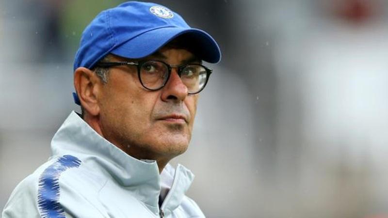 Nóng! HLV Sarri tiết lộ kế hoạch chuyển nhượng của Chelsea - Bóng Đá