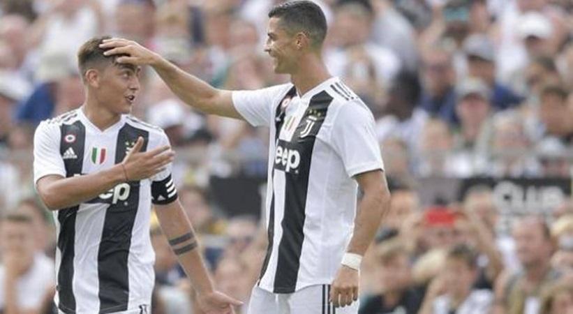 Dybala lý giải vì sao Ronaldo sẽ không thể đoạt Quả Bóng Vàng - Bóng Đá