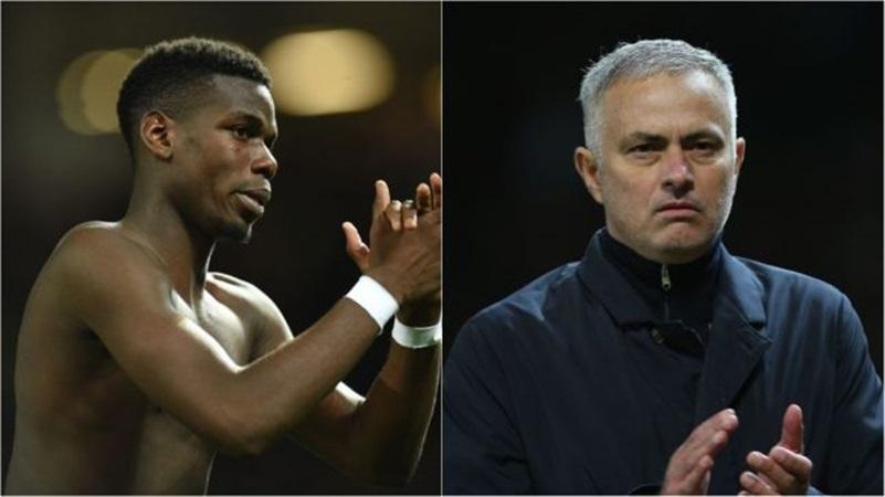 Pogba tiết lộ điều mình đã nói với Mourinho sau hiệp 1