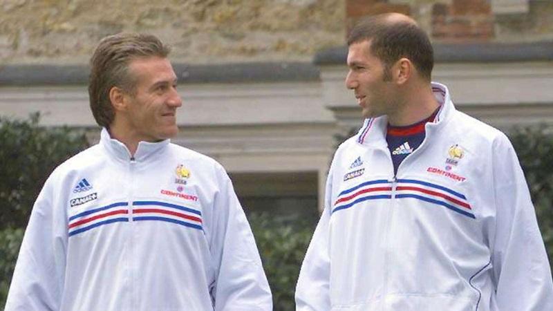 Deschamps tiết lộ bến đỗ phù hợp cho Zidane - Bóng Đá